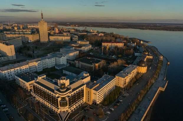Архангельск: особенности края и отдых