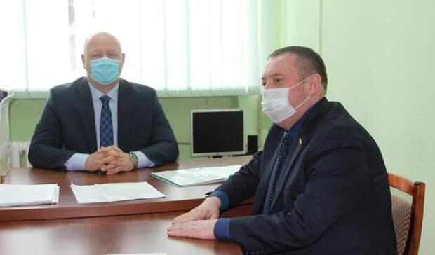 Первым претендентом напост главы Бузулука стал Дмитрий Кирилличев