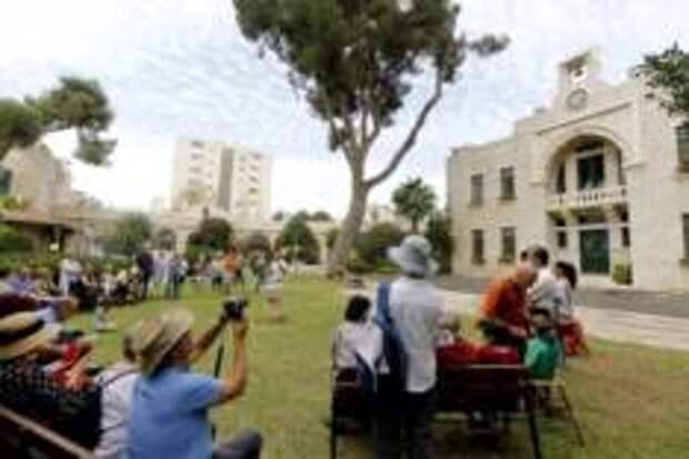 Фестиваль «Открытые дома» в Иерусалиме