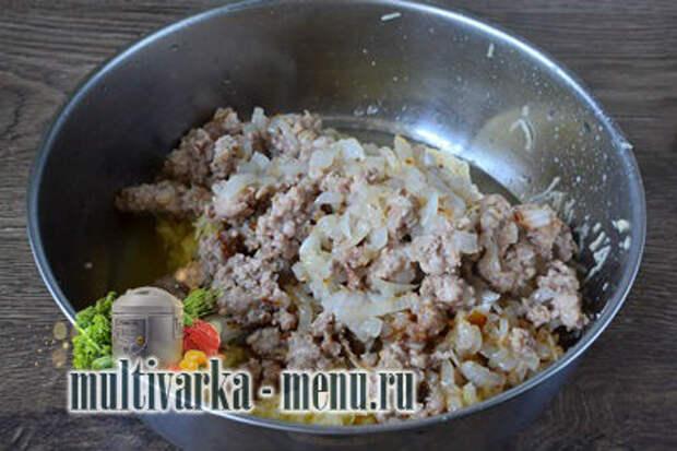 картофельная запеканка в мультиварке рецепты