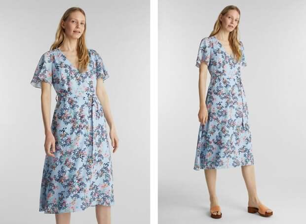 Модные платья для невысоких девушек