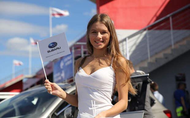 Subaru соберет своих поклонников в Москве