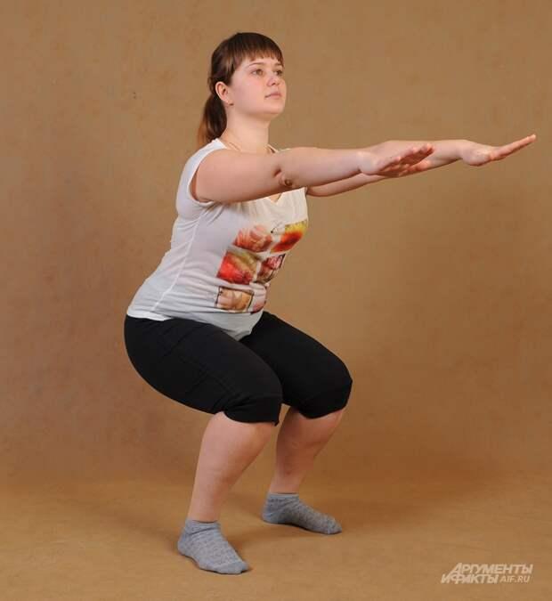 Комплексный подход. Упражнения на все группы мышц