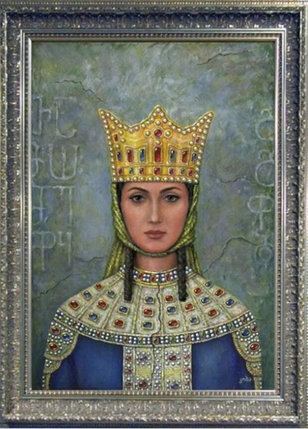 Золотой век Грузии: Чем известно правление легендарной царицы Тамары, а о чем предпочитают молчать