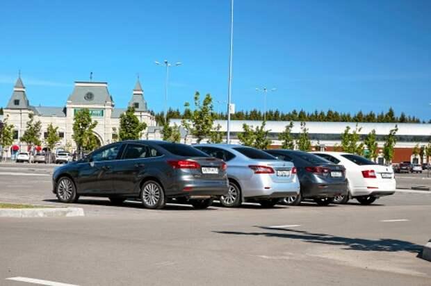 Обновленный Ford Focus покушается на лидеров класса (ВИДЕО)
