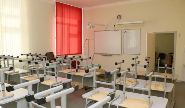 ВОренбургской области из-за коронавируса 38 школьных классов переведены надистант