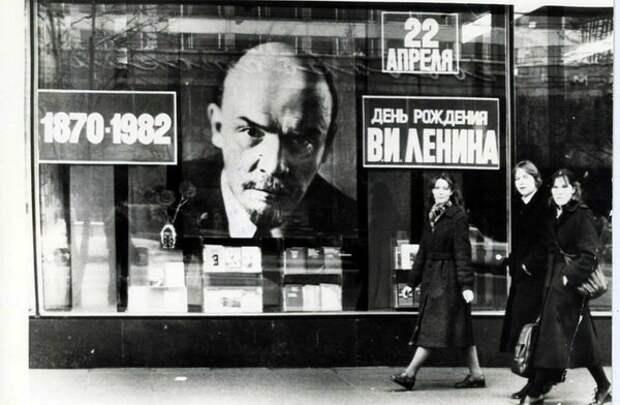 Вспомним советские универмаги