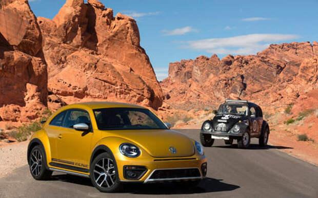 Volkswagen Beetle все! — завтра выходит последний автомобиль