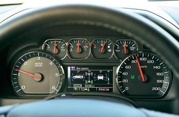 Новый Chevrolet Tahoe на фоне предшественника: тахокардия