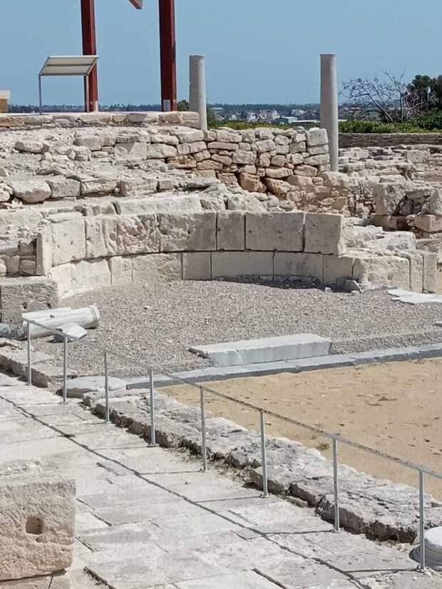 Археологический парк Курион