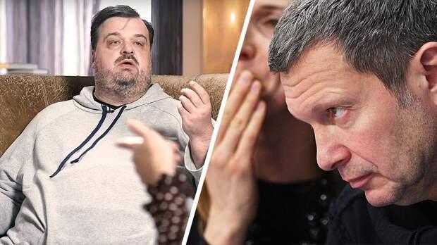 Уткин — Соловьеву: «Кто ты такой, чтобы говорить, на что я имею или не имею права?»