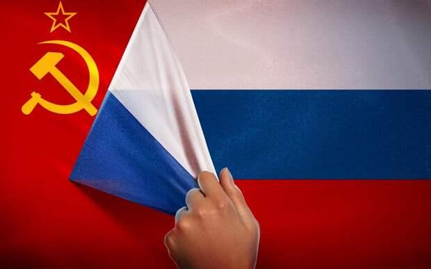 «Им мало развала СССР! Все честные люди — объединяйтесь для спасения России!»