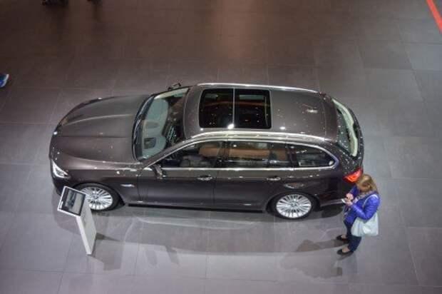 BMW опровергла слухи о фальсификации данных по выбросам