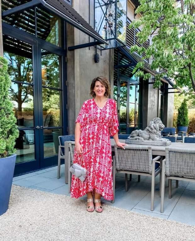Пять платьев, которые не украшают 40-летнюю женщину