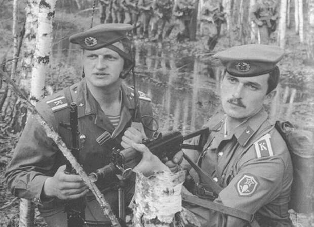 Жаргон ВДВ: какие слова понимали только советские десантники