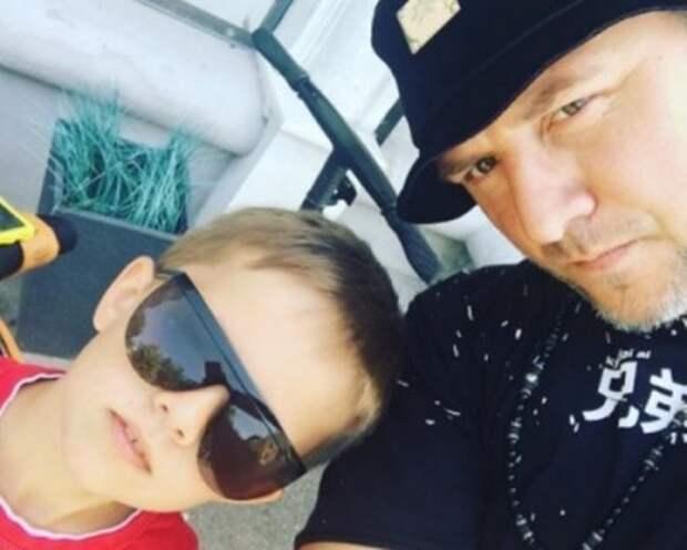 Потап опубликовал душевное фото с сыном
