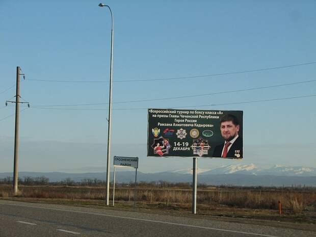 На каких авто и как ездит Рамзан Кадыров