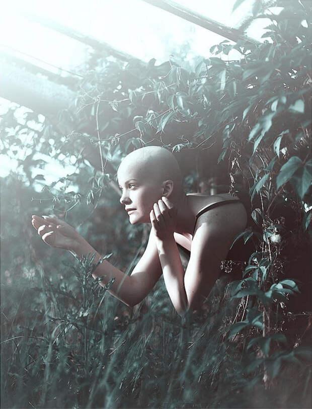 Фотограф, который стирает границы между человеком и природой