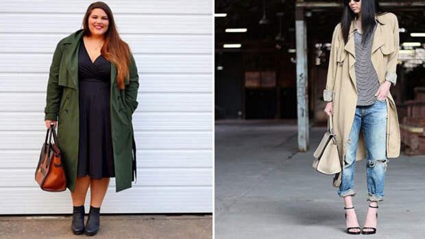 Модные вещи, которые подойдут девушкам любой комплекции