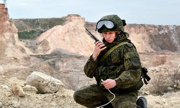 Российские военные ищут останки двух израильских солдат в Сирии