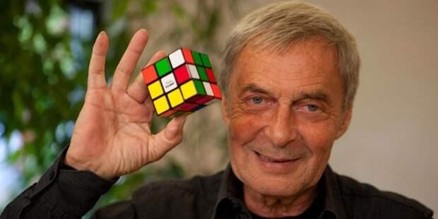 Интересные факты о Кубике Рубика и жизни Эрнё Рубика