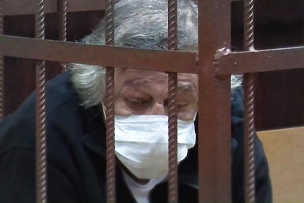 Ефремов лично подал жалобу на свой приговор