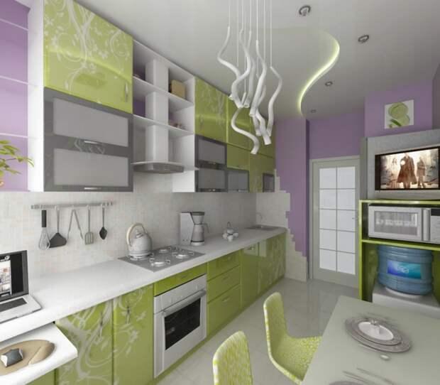 Яркие краски на вашей кухне