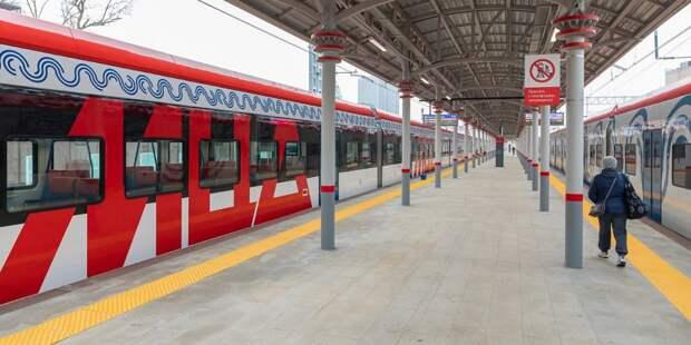 В расписании поездов от станции «Красный Балтиец» введены дополнительные изменения