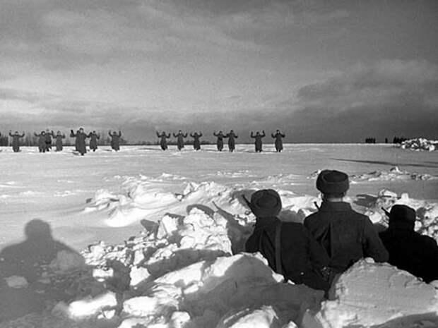 Первый позор «непобедимых»: как беспощадных солдат Гитлера обратили в бегство под Москвой