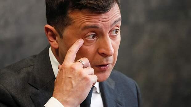 Зеленский провозгласил по отношению к русским политику Гитлера