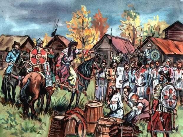К вопросу об установлении «Ига» в Рязанской земле: поход Батыя и перепись 1257 года