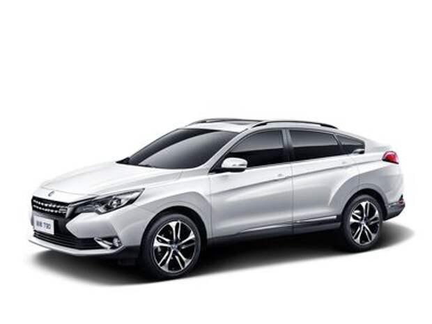 Киборг T90: Nissan и Dongfeng родили кросс-купе