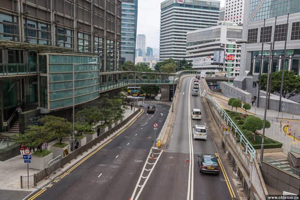 Основное про Гонконг