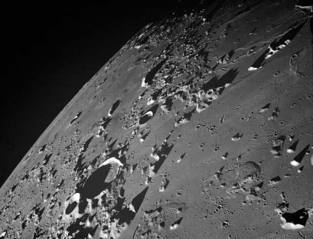 Полёты на Луну