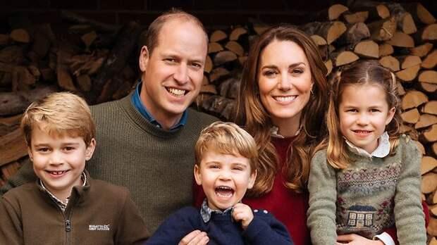 Неидеальная мама: Кейт Миддлтон накормила своих детей вредной едой