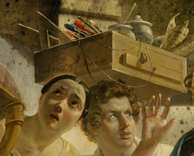 Клоны любимой: занимательные факты о самой известной картине Брюллова