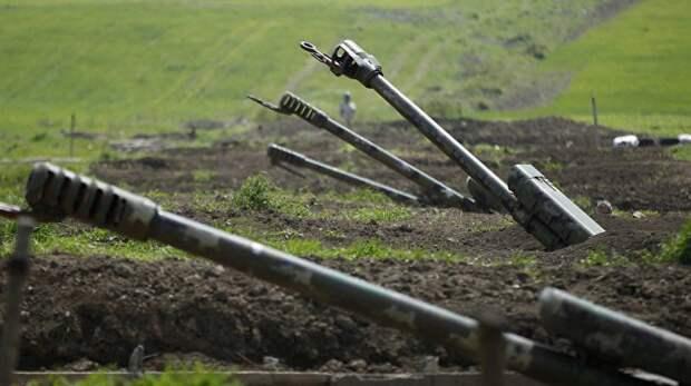 Украинские патриоты мечтают о победе над армянскими сепаратистами, чтобы затем повторить её на Донбассе