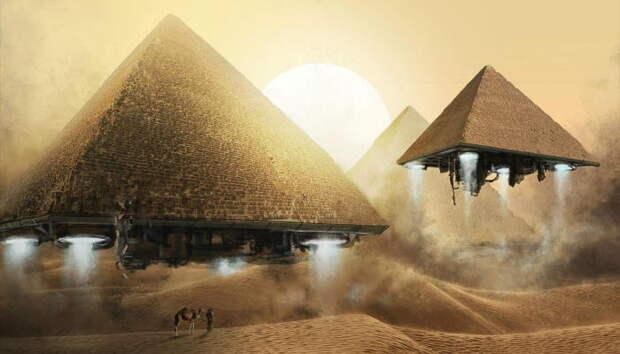 Инопланетяне дали толчок развитию древним цивилизациям
