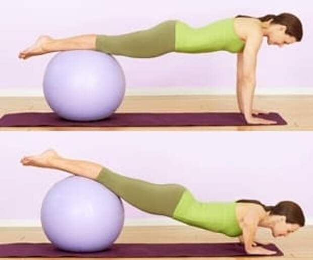 Упражнение для приведения в тонус груди и плеч