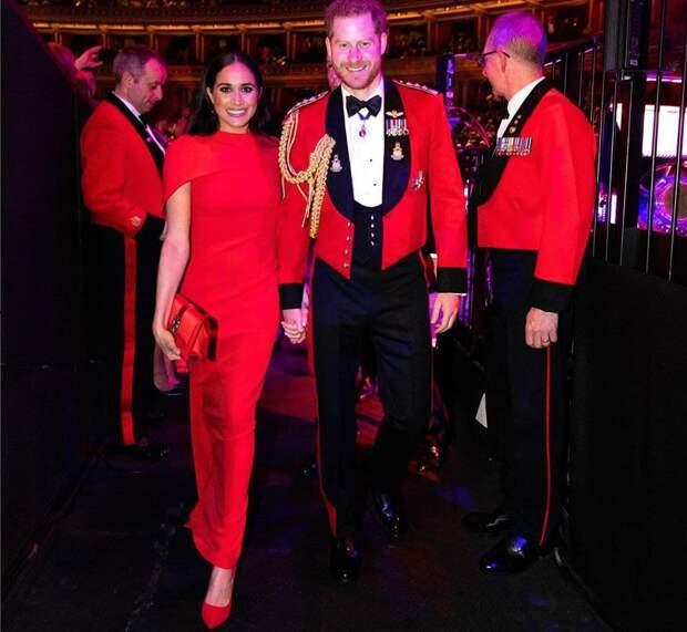 Принц Гарри и Меган Маркл ждут второго ребёнка