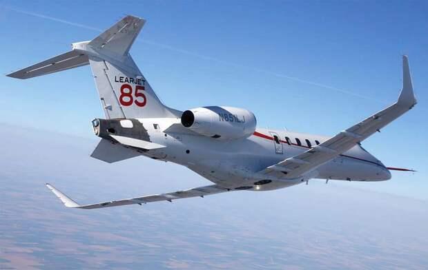 Bombardier прекращает выпуск бизнес-джетов Learjet