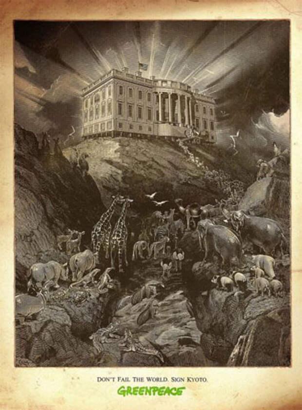 Greenpeace: Вашингтонский ковчег