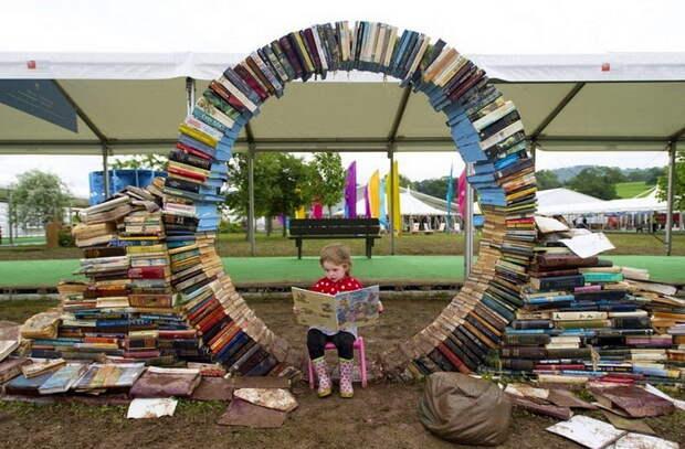 В городе найдутся книги для любого читателя