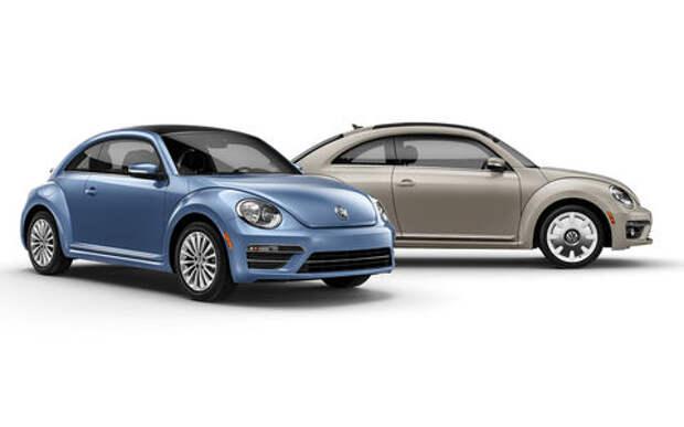 Volkswagen попрощается с собственной «иконой» в 2019 году