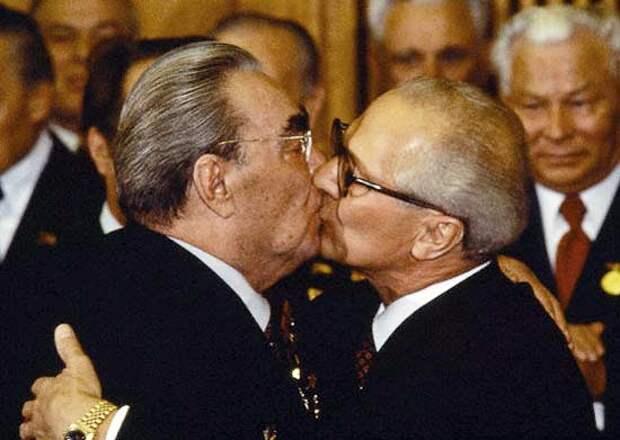 День рождения Брежнева.....