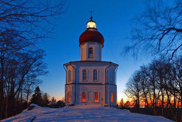 Путешествие к маякам России