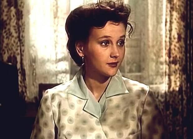Кадр из фильма «Добровольцы», 1958 г.