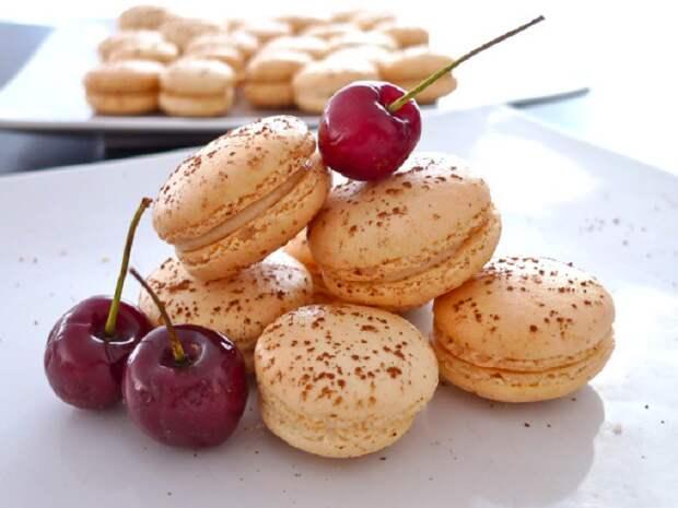 10 вкусов Macaron которые вы полюбите