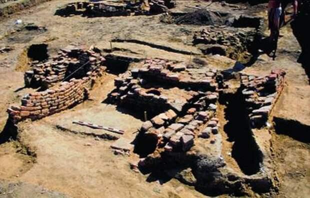 Археологи определили место расположения древней хазарской столицы Итиль
