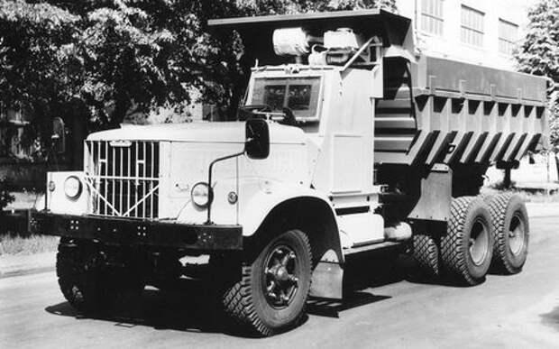 Наши грузовики, которых вы никогда не видели